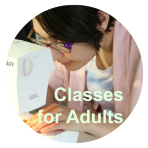 sewing classses for adults