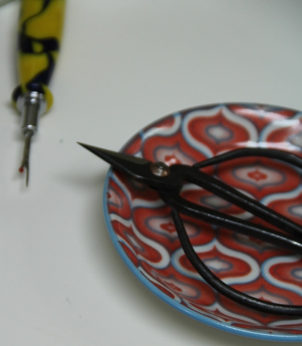 scissors ripper