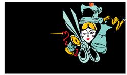 Seam Divas Logo