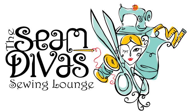 Seam Divas Retina Logo